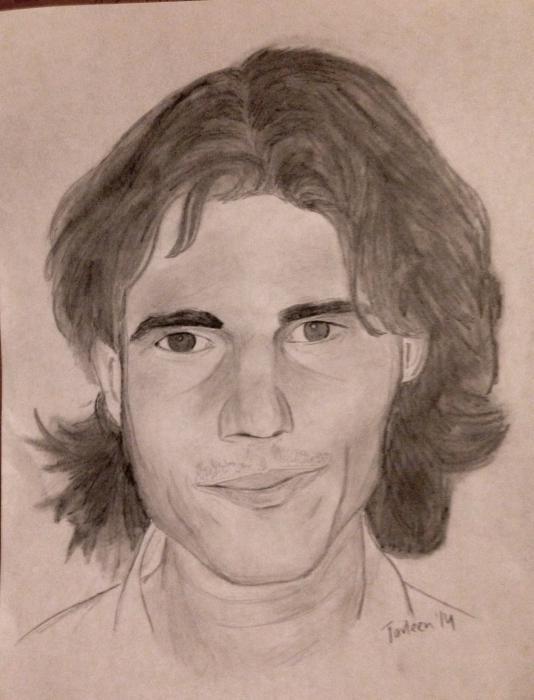 Rafael Nadal par anotherPurewal